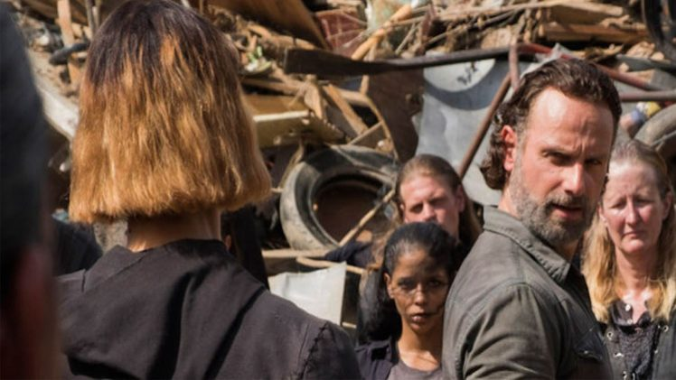 The Walking Dead – 07x10 – New Best Friends