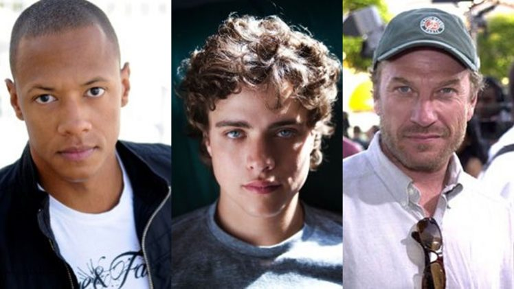 Emerson Brooks promovido em The Last Ship e Douglas Smith e Ted Levine em The Alienist