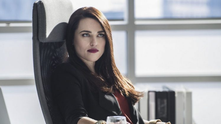 Katie McGrath Supergirl