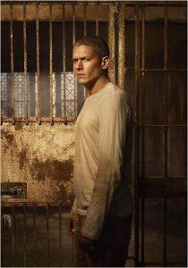 Michael Scofield- (Wentworth Miller)