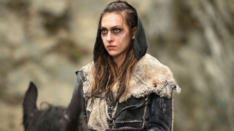 The 100 - 04x05 -The Tinder Box