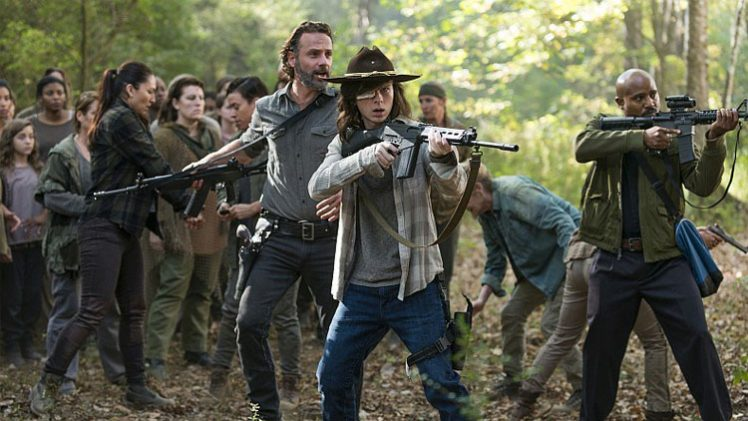 The Walking Dead – 07x15 – Something They Need