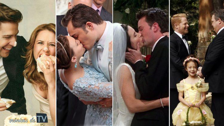 lá vão os noivos series