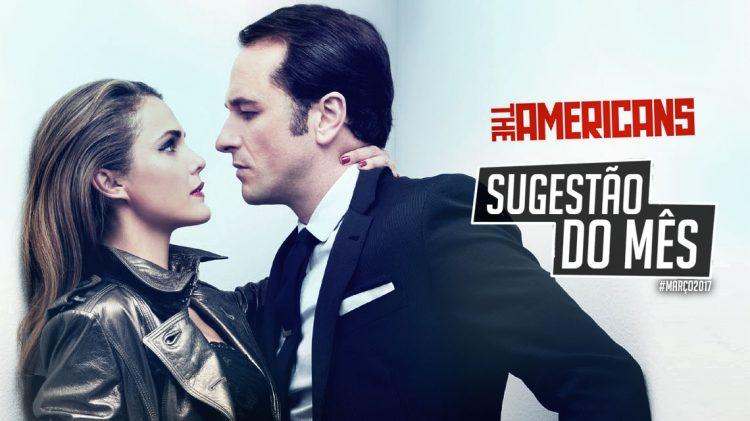 sugestao do mes the americans