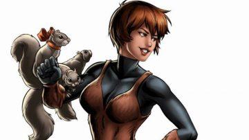 New Warriors - Squirrel Girl