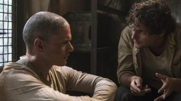 Prison Break - Wentworth Miller e Augustus Prew