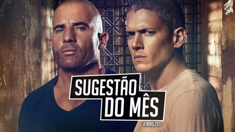 sugestao do mes prison break