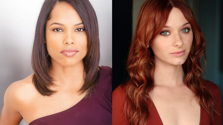 Diandra Lyle + Chelsea Talmadge