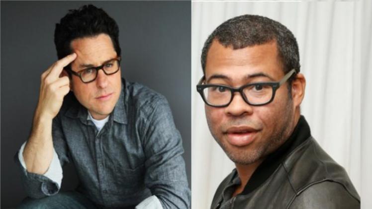 Jordan Peele e JJ Abrams