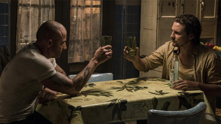 Prison Break - Dominic Purcell e Augustus Prew