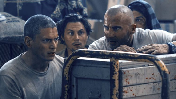 Prison Break Sequel - 105 - Contingency