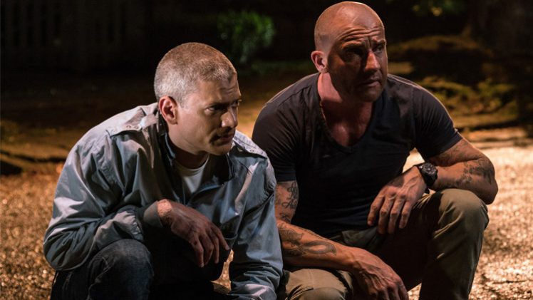 Prison Break - Wentworth Miller, Dominic Purcell