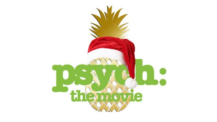 Psych The Movie