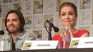 12 Monkeys SDCC