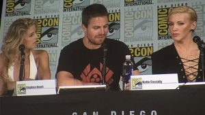 Arrow SDCC
