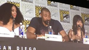Black Lightning SDCC