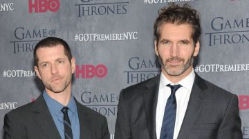 David Benioff and D.B