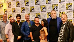 Ghost Wars SDCC