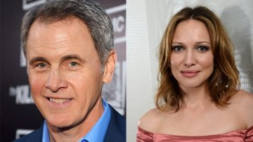 Mark Moses + Kate Beahan