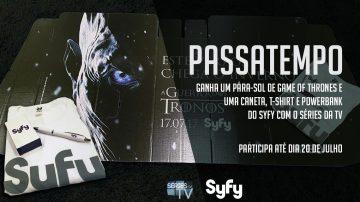 PASSATEMPO syfy