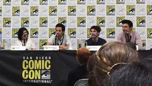 Salvation SDCC
