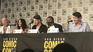 Timeless SDCC