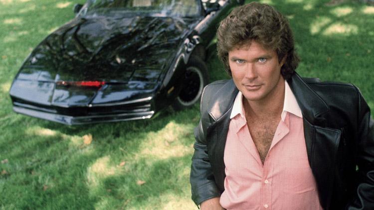 David Hasselhoff - Knight Rider