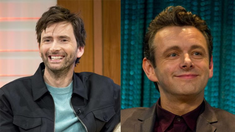 David Tennant e Michael Sheen
