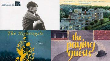 livros que dariam boas séries