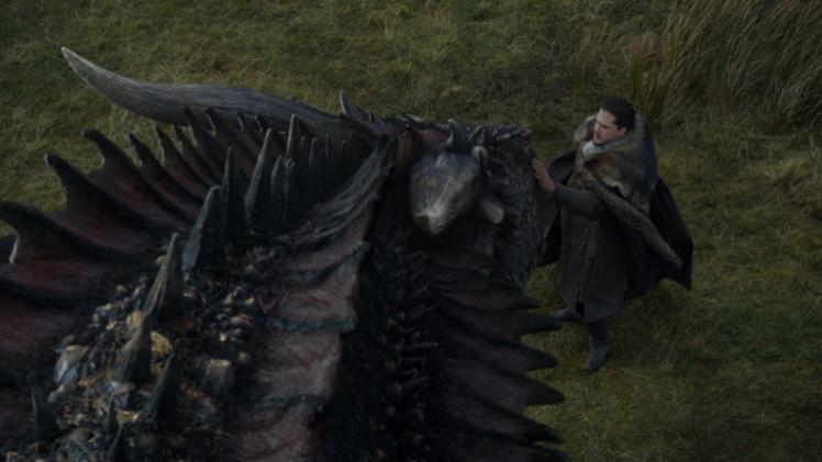 snow-dragon