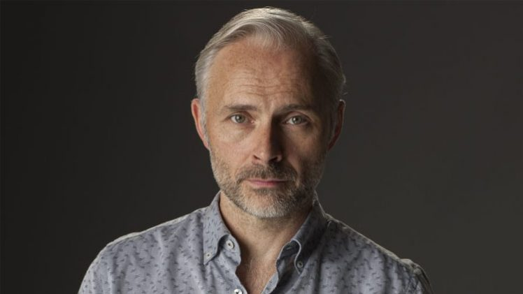 Mark Bonnar na 3ª temporada de Humans