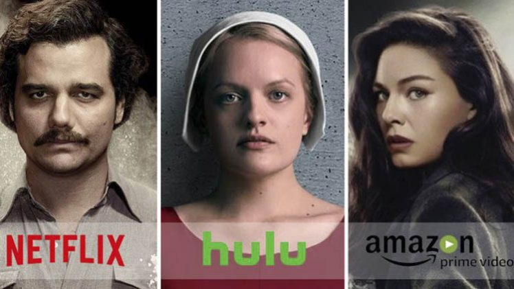 Séries mais Populares Streaming