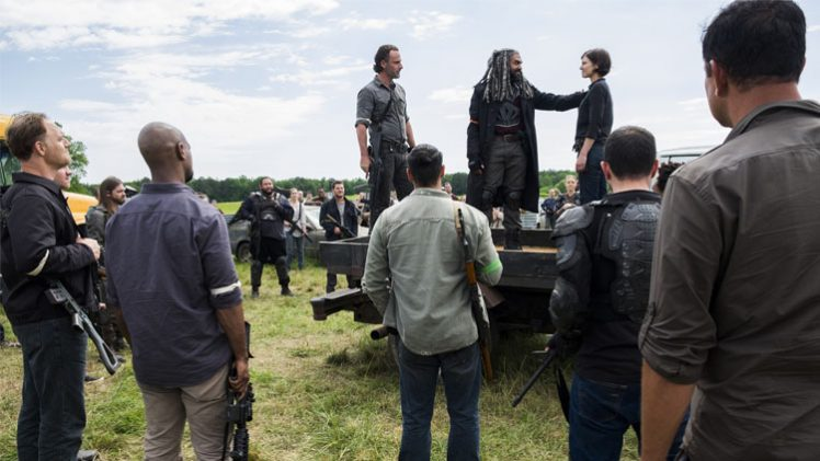 The Walking Dead – 08x01 – Mercy