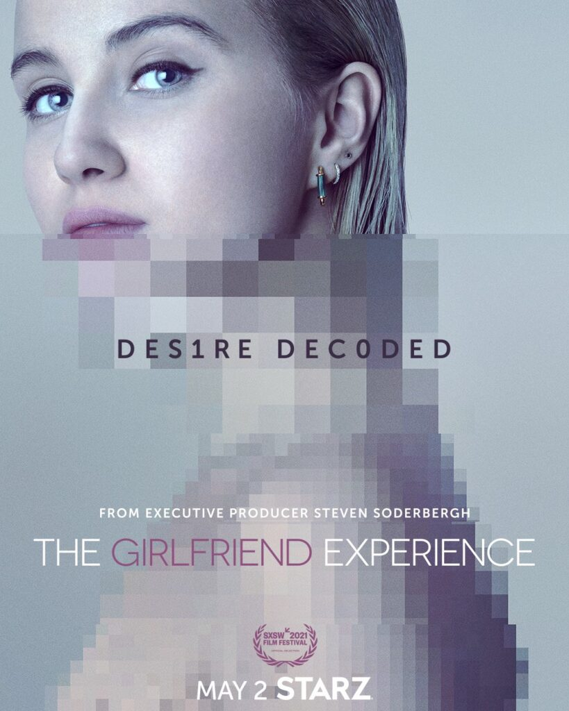the girlfriend experience posters