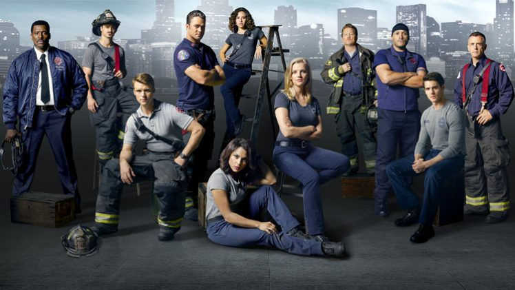 Chicago Fire AXN