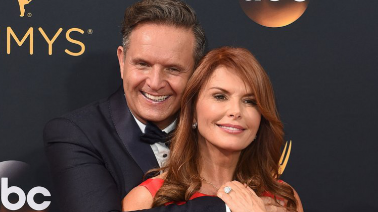 Mark Burnett e Roma Downey
