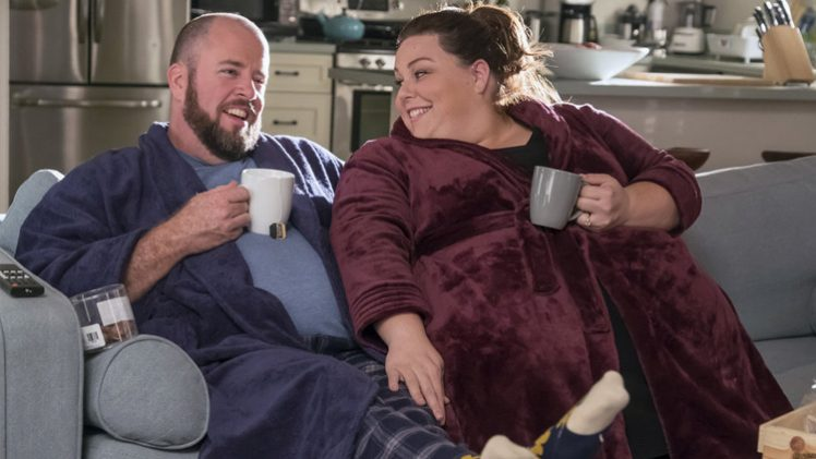 This is Us - Chris Sullivan e Chrissy Metz