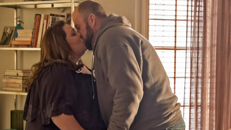 This is Us - Chrissy Metz and Chris Sullivan
