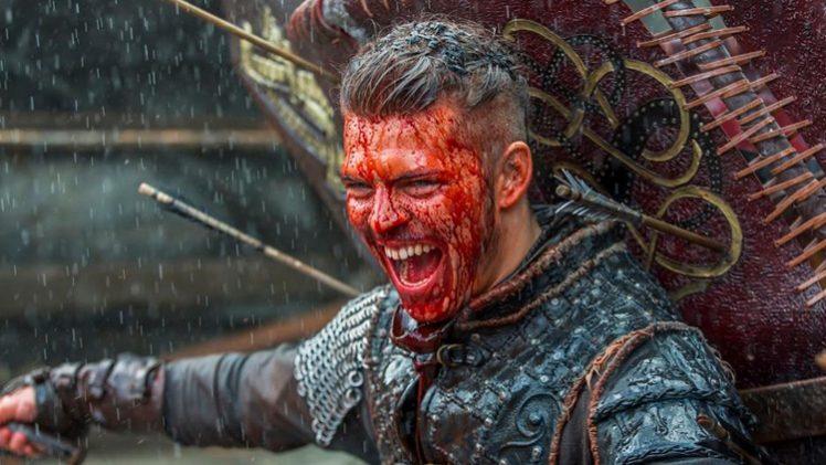 Vikings - Alex Hogh