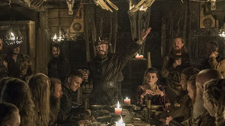 Vikings - Astrid e Harald