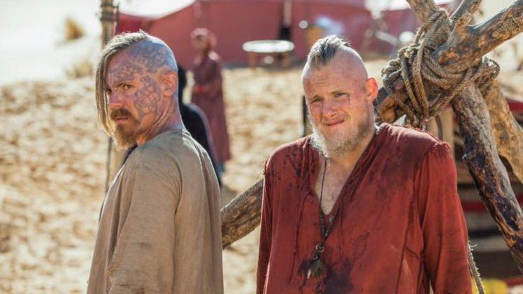 Vikings - Bjorn e Halfdan