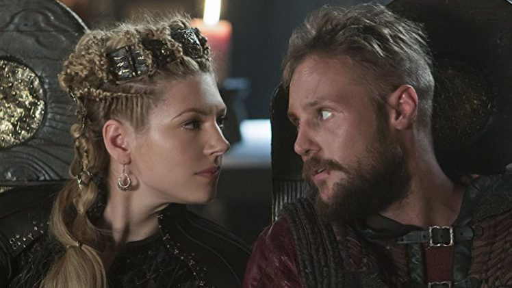 Vikings - Lagertha e Ubbe