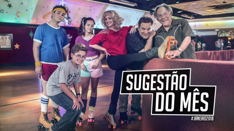 sugestao do mes goldbergs
