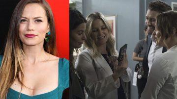 Grey's Anatomy-Bethany Lenz