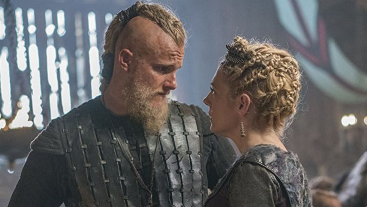 Vikings - Bjorn & Lagertha