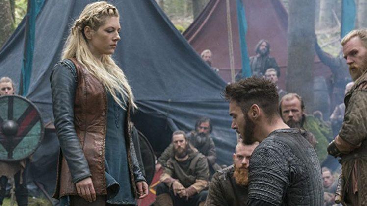 Vikings - Lagertha e Haehmund
