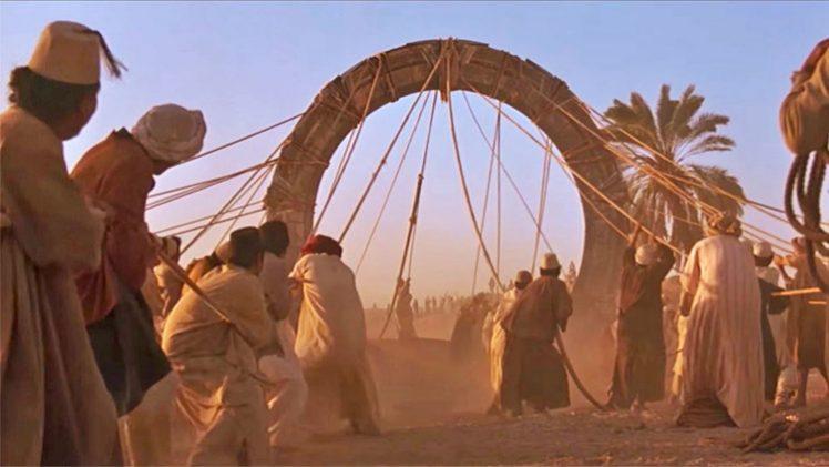 Stargate Origins- Pilot