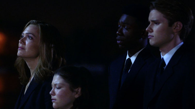 This is us - rebecca, randall, kate, kevin