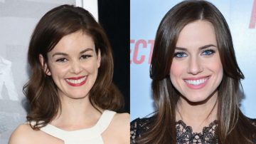 Nora Zehetner e Allison Williams