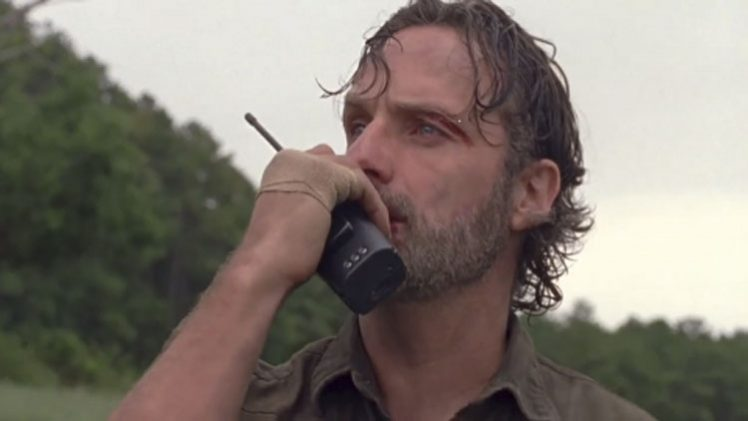 The Walking Dead – 08x10 – The Lost and the Plunderers